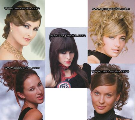 Peinados Y Mas Peinados Peinados Recogidos Con Glamour Y Elegantes - Los-recogidos-mas-elegantes