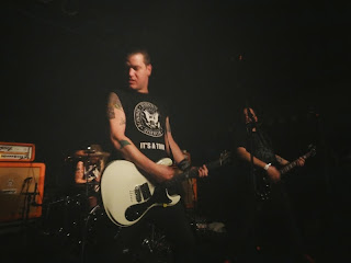 30.04.2015 Münster - Skater's Palace: Teenage Bottlerocket