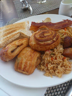 Moevenpick Heritage Hotel Sentosa Breakfast