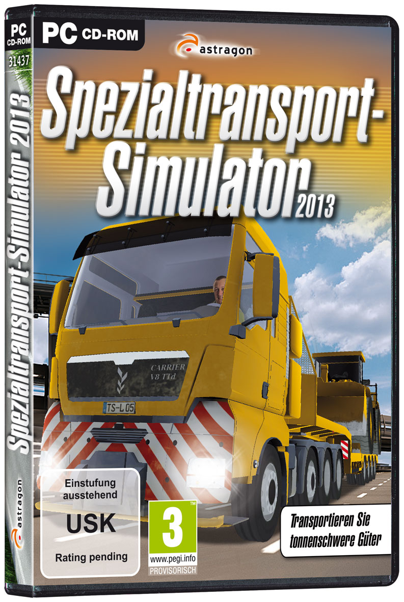 Spezialtransport+Simulator+2013+PC Spezialtransport Simulator 2013 PC