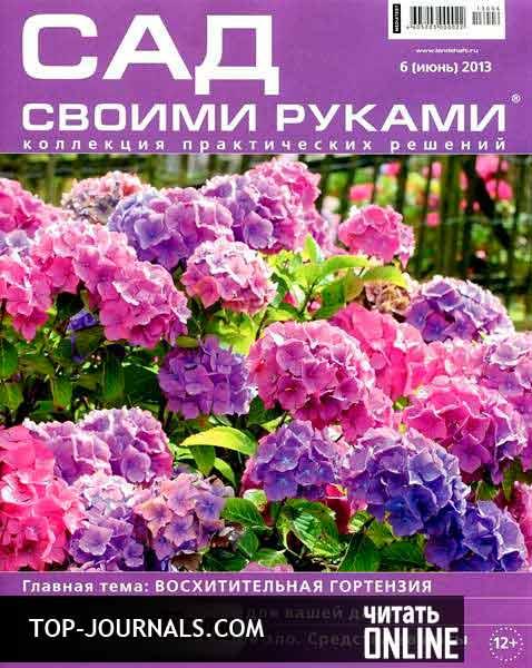 Журнал сад своими руками онлайн фото