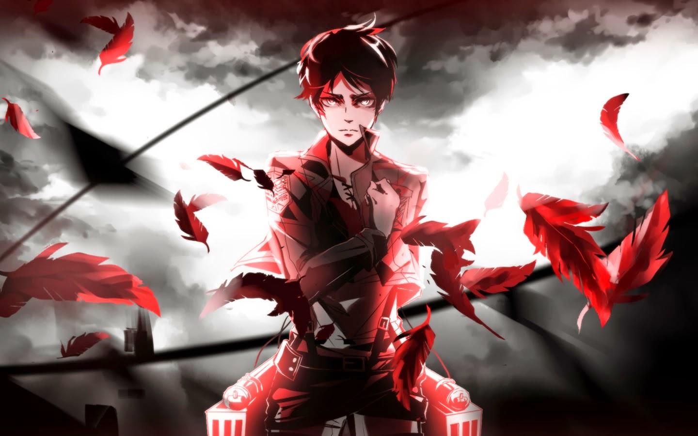 Wallpaper Anime Shingeki No Kyojin Attack On Titan Part 1