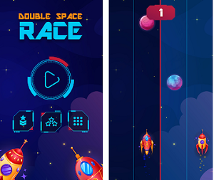 Racing Game of the Month - Double Space Race