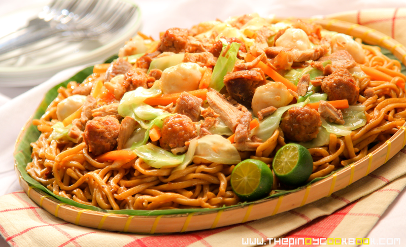 How to Cook Pinoy Pansit Miki Guisado Pinoy Filipino step by Step Philippines Photos Videos Pics Guide Easyspecial quezon Lucban