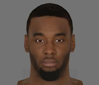 NBA 2K13 Arnett Moultrie Cyber Face Mod