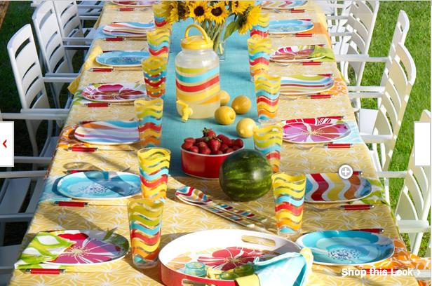 Table setting idea & kids party table setting u2013 Loris Decoration