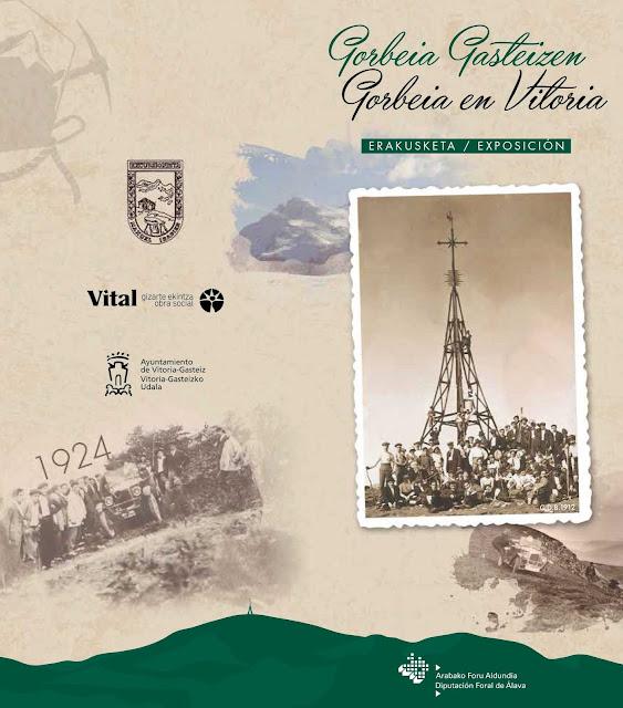 """Exposición """"Gorbeia Gasteizen"""" en Gasteiz-Vitoria"""
