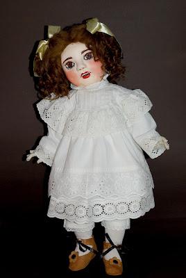 ADdoll_Annet_6 Аннет авторская текстильная шарнирная кукла Алёны Дороховой
