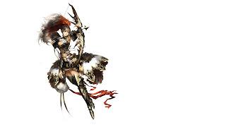 Archer Bow Feather Armor Female Girl Anime HD Wallpaper Desktop PC Background 1857
