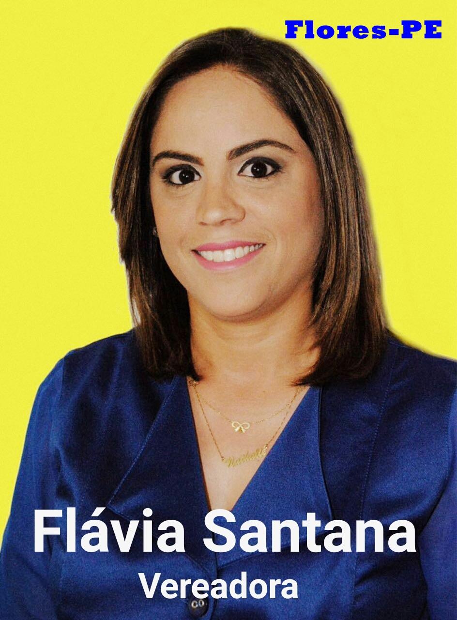 Ver. Flávia Santana
