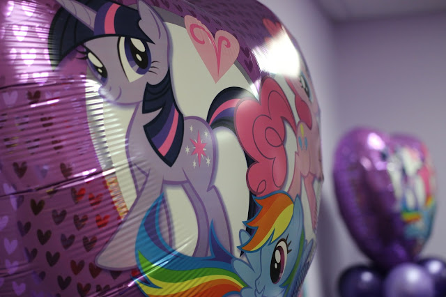 My Little Pony Birthday Theme | Chichi Mary Kid's Boutique