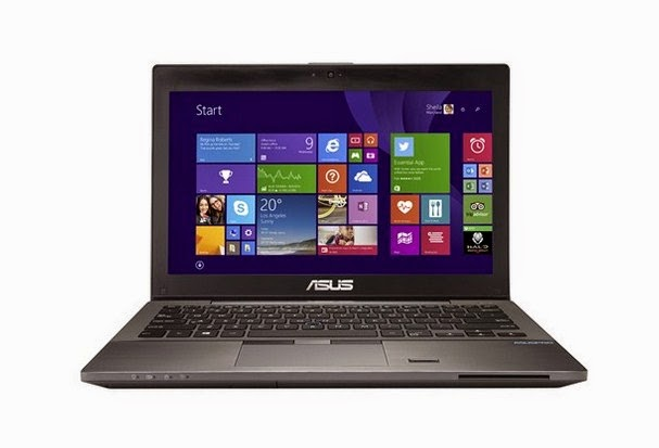 Notebook ASUSPRO BU201LA