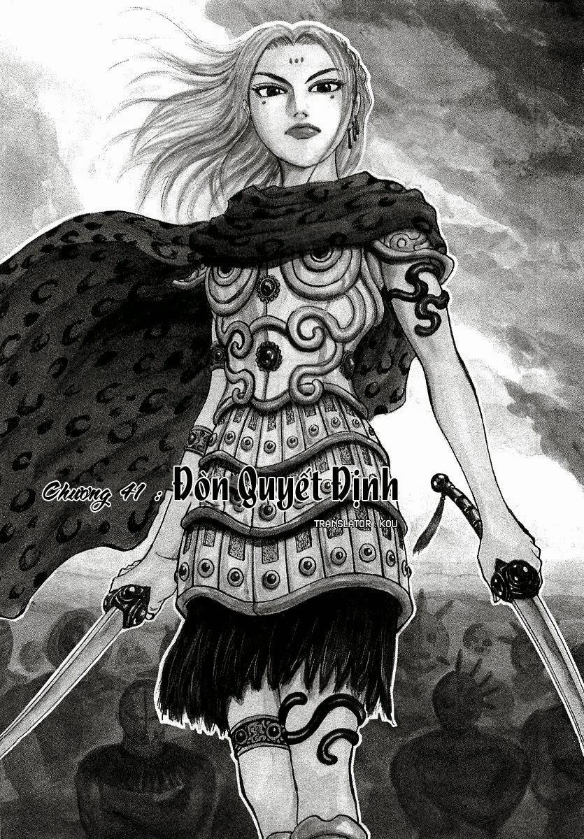 Kingdom - Vương Giả Thiên Hạ Chapter 41 page 2 - IZTruyenTranh.com