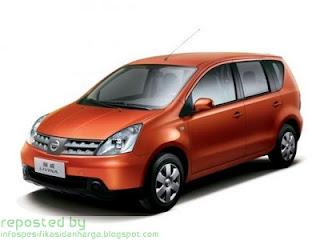 Harga Nissan New Grand Livina Mobil Terbaru 2012