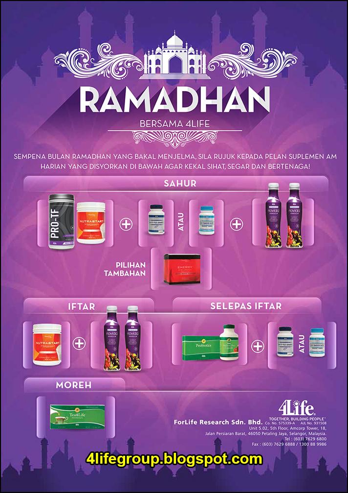 foto Ramadhan Bersama 4Life