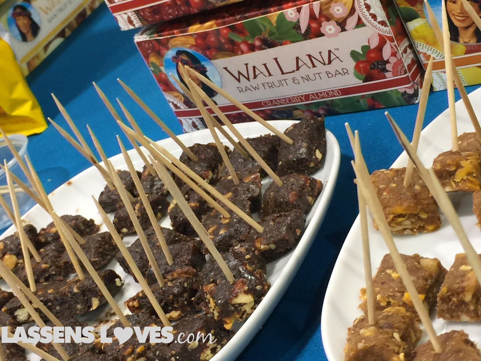 Expo+West+2015, Natural+Foods+Show, New+Natural+Products, wai+lana, wai+lana+raw+bars, raw+bars