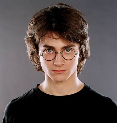 Harry Potter - as played by Daniel Radcliffe
