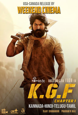 K.G.F Chapter 1 2019 Hindi Dubbed ORG 720p WEB HDRip 750Mb HEVC