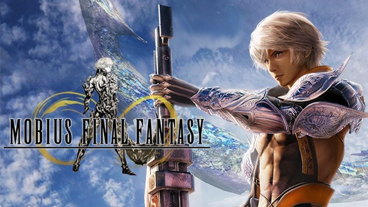 MOBIUS FINAL FANTASY Gameplay IOS / Android