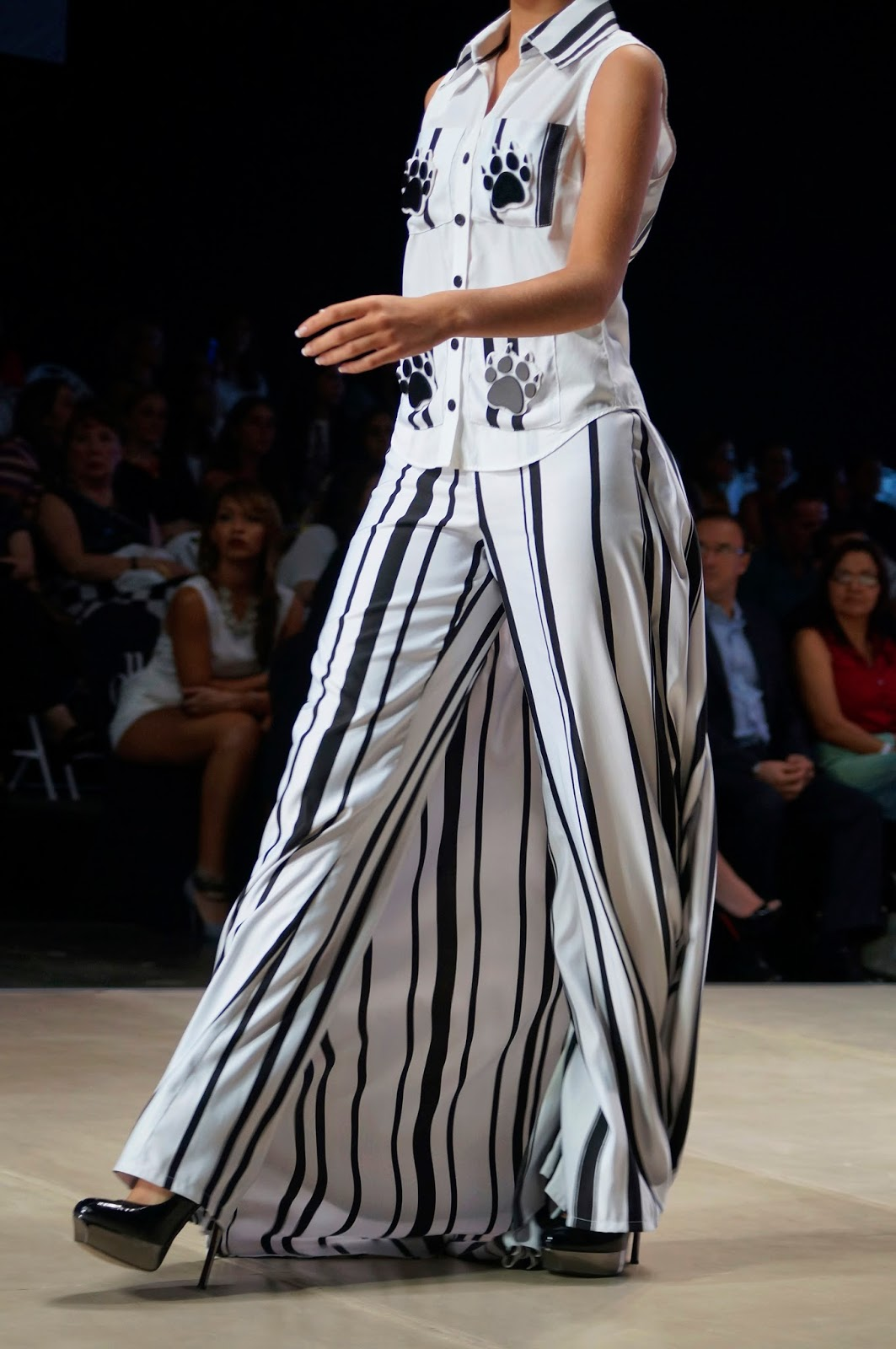 Designs by Judie and Ivonne Attie, Panama Fashion Week 2014