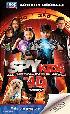 IHOP SpyKids