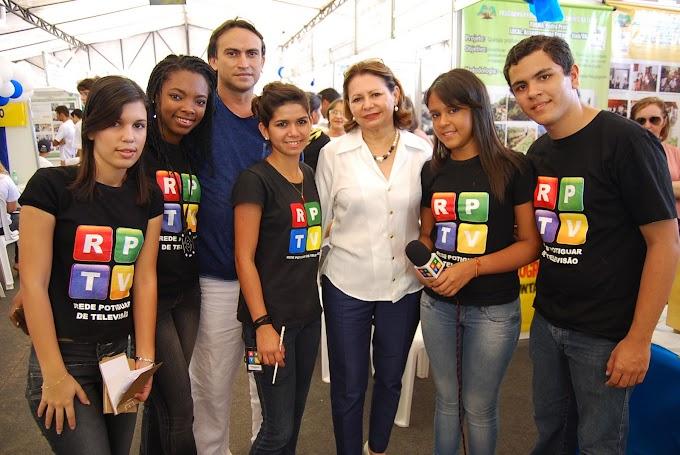 Projeto RPTV é destaque no Nordeste e premiado pelo Itaú/Unicef