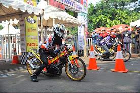 Hasil Drag Bike Senayan Jakarta 25-26 Oktober 2014