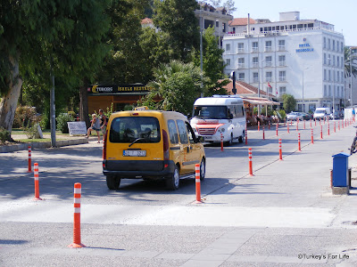 New Road In Front Of Iskele Restaurant, Fethiye