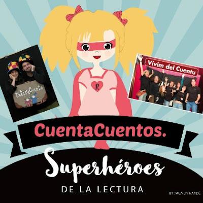 superheroes.lectura.fomentar.incentivar.cuentacuentos