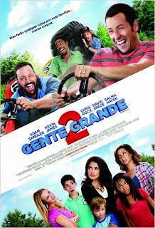 Assistir Gente Grande 2 Dublado Online HD