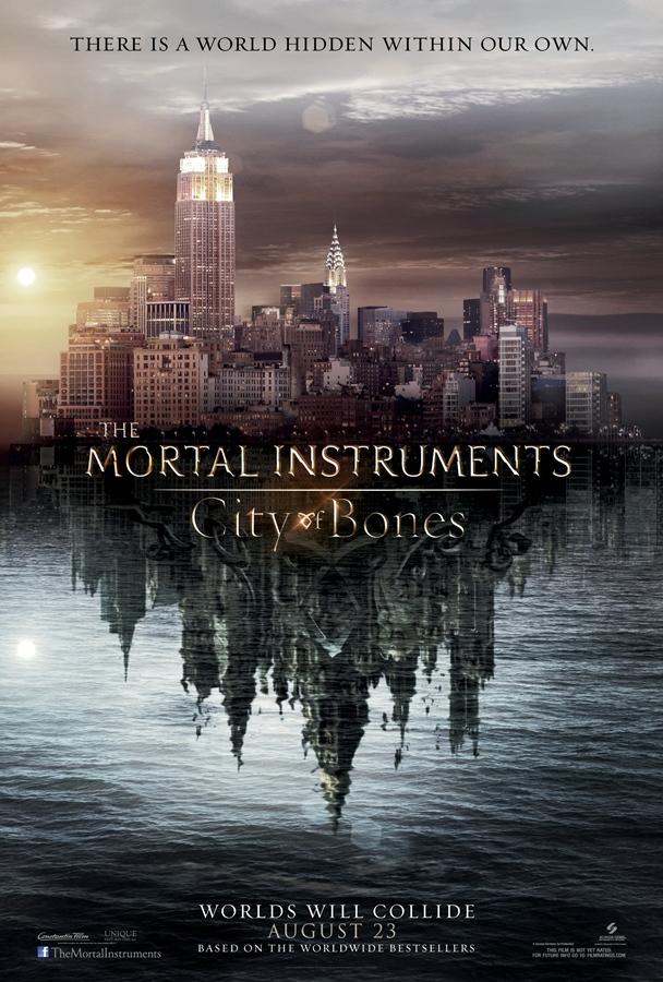 ตัวอย่างหนังใหม่ :  The Mortal Instruments : City Of Bones (นักรบครึ่งเทวดา) ซับไทย poster