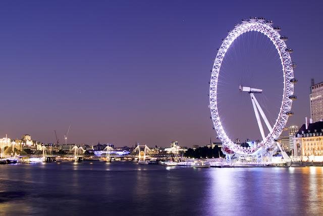 9 عين لندن من أجمل المعالم جذبا في لندن ، تخيل أن تري مدينتك كلها بنظرة واحدة