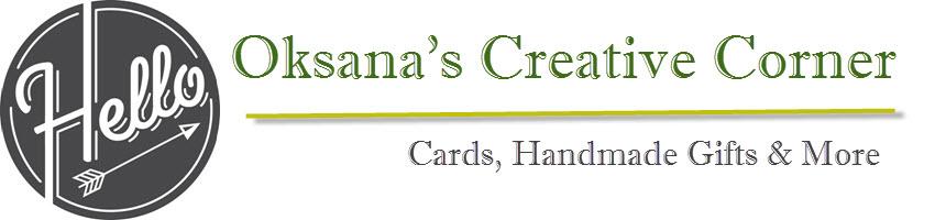 Oksana's Creative Corner