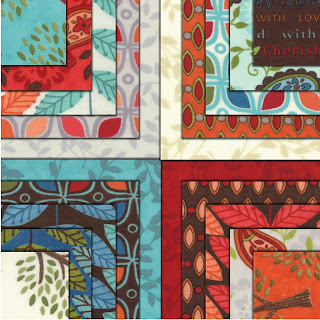 Moda FAMILY TREE Quilt Fabric by Deb Strain