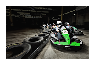 Europena Racing Karts near Gatlinburg