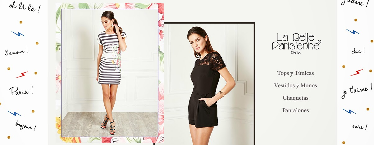 oferta de la marca La Belle Parisienne, ropa para mujer