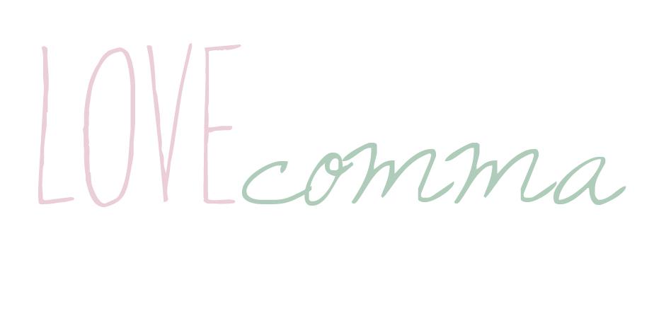 LOVEcomma