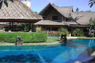 bali villas