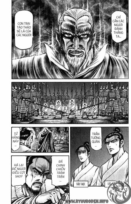 Chú bé rồng Chap 97 trang 16