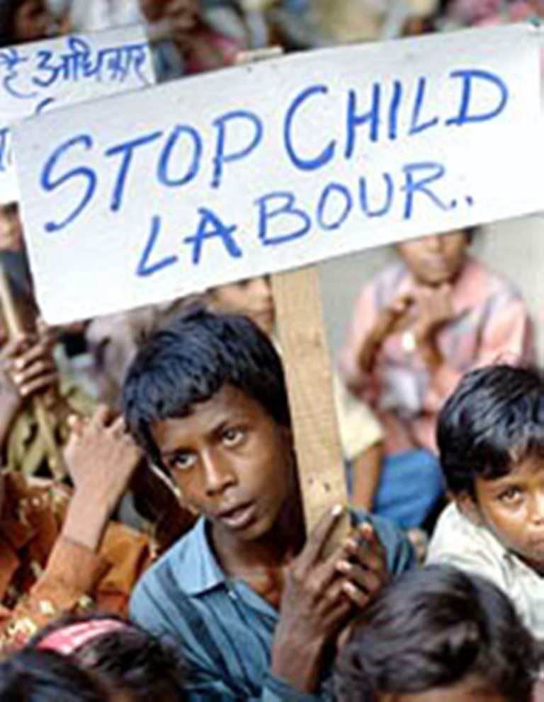 educating child labourers organization Child labour is a violation of children's rights - the work can harm them mentally  or  lack of access to education keeps the cycle of exploitation, illiteracy and  poverty  the international labour organization said in 2017 that about 152  million.