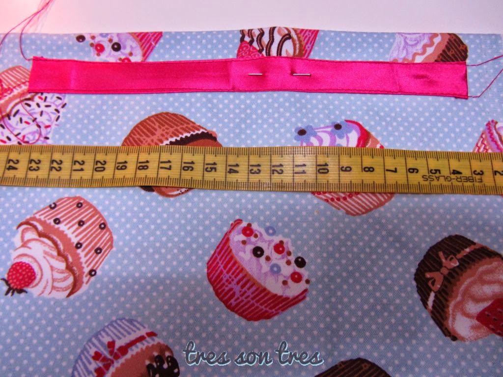 bolsa, merendera, bag, niños, tutorial, sewing, costura,