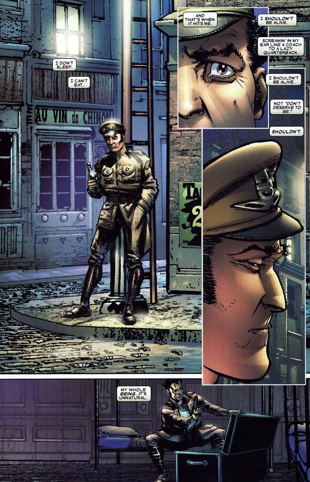 Read online Wolverine (2003) comic -  Issue #59 - 6