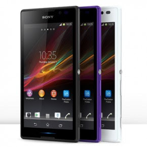 SONY XPERIA C SMARTPHONE FULL SPECIFICATIONS