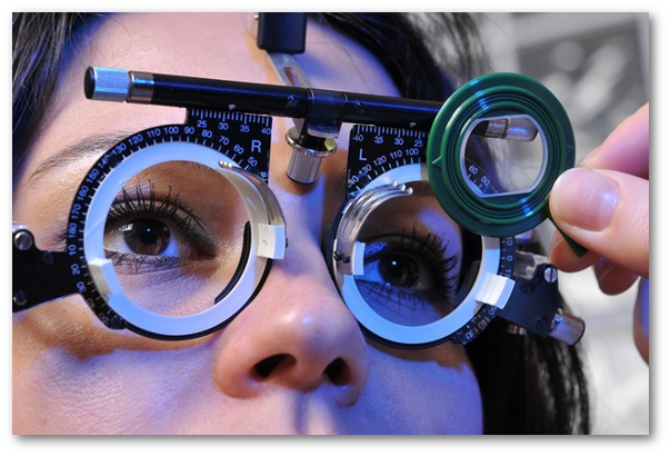 Tulburari oculare semnificative
