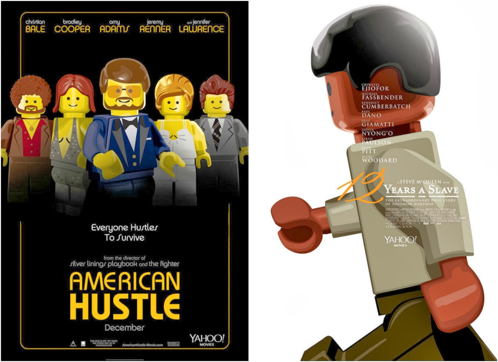 lego oscars nominees GT FASHION DIARY