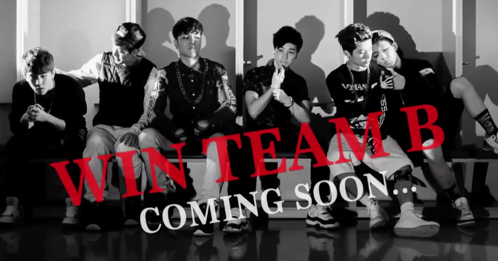 team a and b meet yg shot