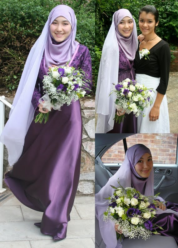 Muslim Wedding Gowns (Source: stylecovered.com)