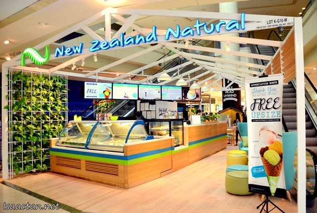 New Zealand Natural New Cafe Concept
