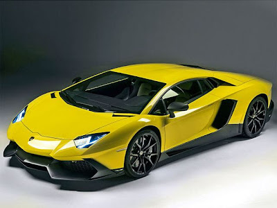 Lambo Aventador LP720-4 50th Anniversary Edition