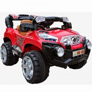 Xe hơi điện trẻ em JJ-208A